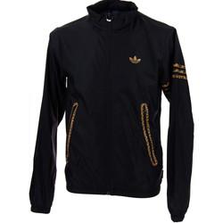 Vêtements Homme Vestes de survêtement adidas Originals Veste de survêtement  Windbreaker Leopard - Ref. F81878 Noir