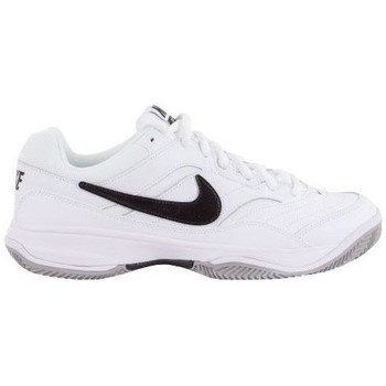 Chaussures Homme Tennis Nike COURT LITE CLY BLANCO