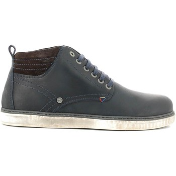 Chaussures Homme Baskets basses Wrangler WM162040 Ankle Man Navy