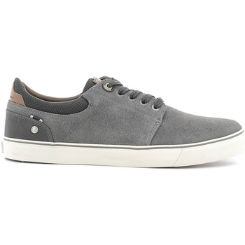 Chaussures Homme Baskets basses Wrangler WM162110 Sneakers Man Gris Gris