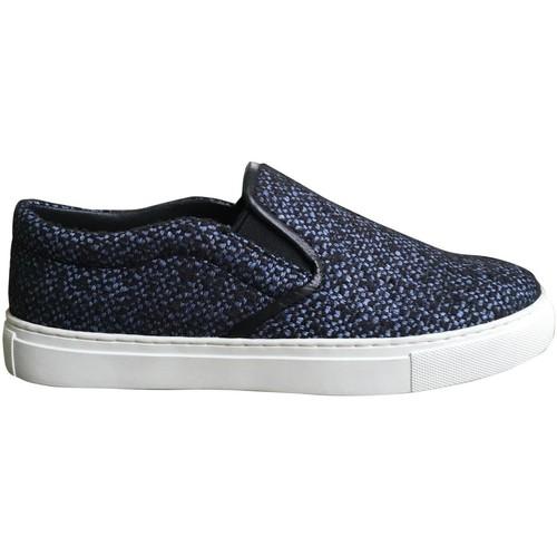 Chaussures Femme Slip ons Kesslord KOOL KESKATE_TL_ME Bleu
