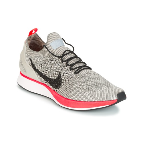 nike air zoom mariah flyknit racer premium w gris rose chaussures baskets basses femme 115 00. Black Bedroom Furniture Sets. Home Design Ideas