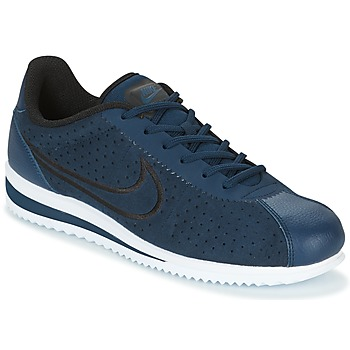 Chaussures Homme Baskets basses Nike CORTEZ ULTRA MOIRE 2 Bleu / Noir