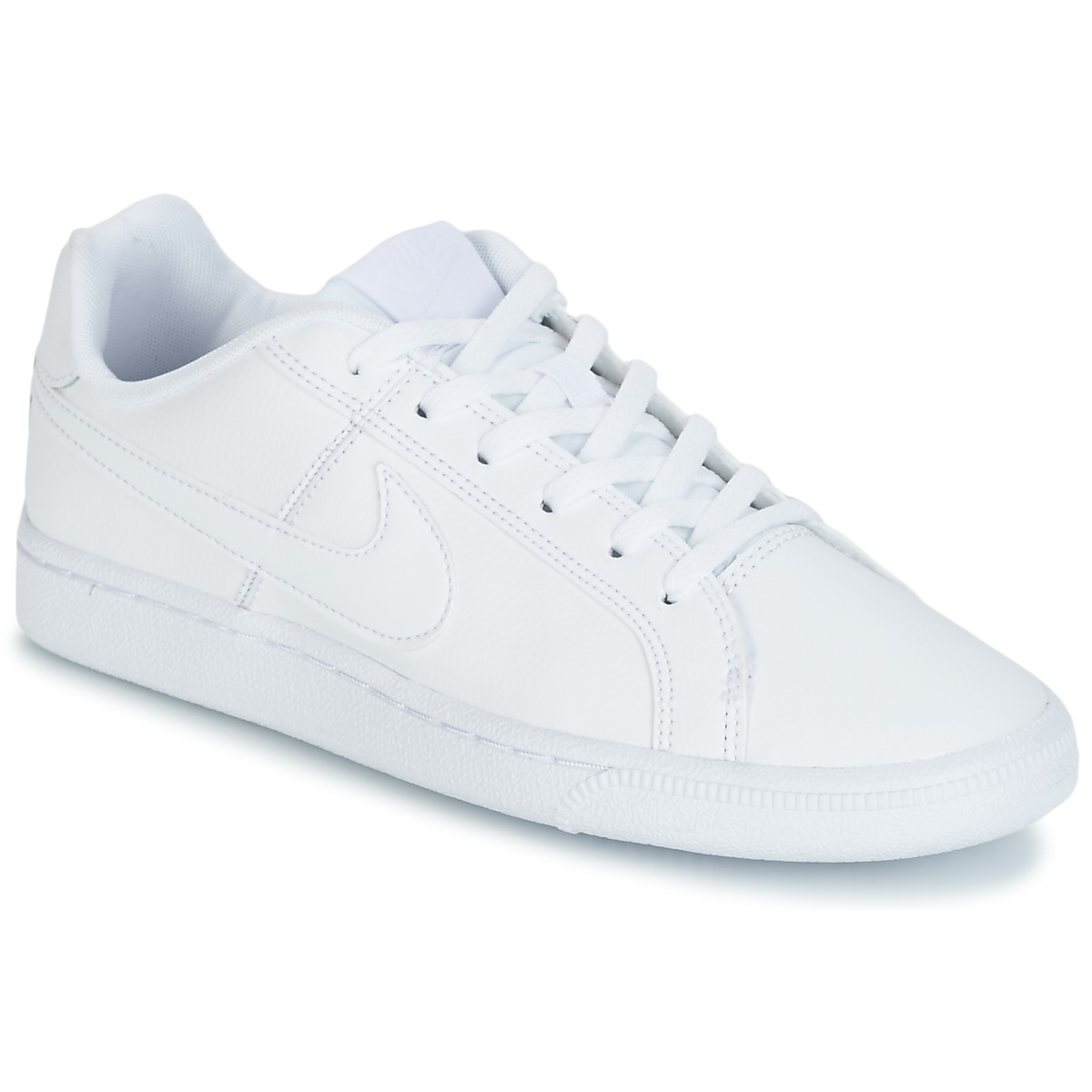 buy popular 85064 94ecd Nike COURT ROYALE GRADE SCHOOL Blanc - Chaussures Baskets basses Enfant  41,60 €