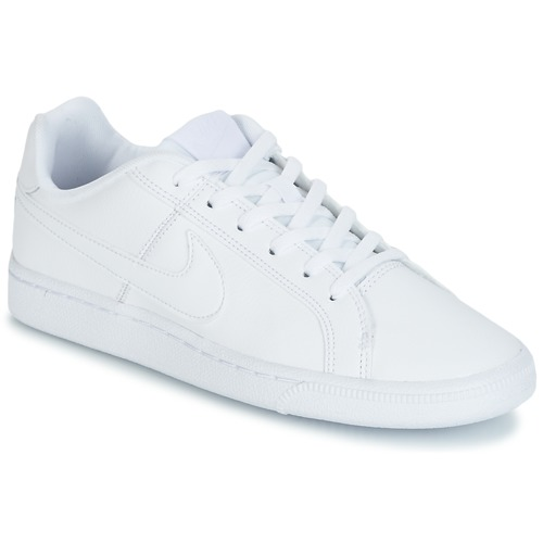 Chaussures Enfant Baskets basses Nike COURT ROYALE GRADE SCHOOL Blanc