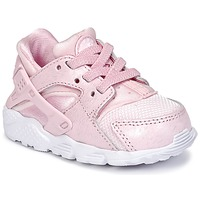 Chaussures Fille Baskets basses Nike HUARACHE RUN SE TODDLER Rose