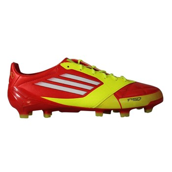 Chaussures Homme Football adidas Originals F50 Adizéro TRX FG Leather Rouge