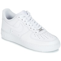 cbd58e2b721 Chaussures Homme Baskets basses Nike AIR FORCE 1 07 Blanc