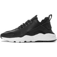 Chaussures Femme Baskets basses Nike Huarache Run Ultra Premium - Ref. 859511-001 Noir