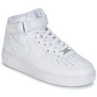 Baskets montantes Nike AIR FORCE 1 MID 07 LEATHER