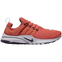 Chaussures Femme Baskets basses Nike Air Presto Gris-Rose