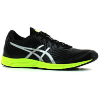 Chaussures Homme Running / trail Asics Gel Hyper Tri 3 Black / Silver / Safety Yellow
