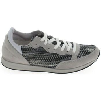 Chaussures Femme Baskets basses Ippon Vintage Run Street Blanc Gris Gris
