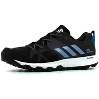 Chaussures Homme Running / trail adidas Performance Kanadia 8 Trail Core Black / Easy Blue / Trace Grey