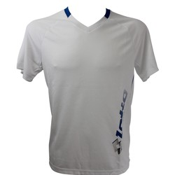 Vêtements Homme T-shirts manches courtes Lotto T-SHIRT WILL VN PL Blanc
