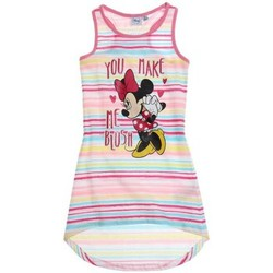 Vêtements Fille Robes Minnie Mouse Robe Disney Rose