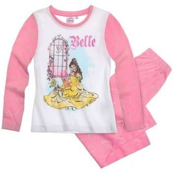 Vêtements Fille Pyjamas / Chemises de nuit Disney Pyjama  Princesses rose