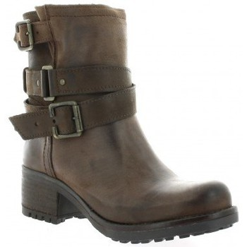 Chaussures Femme Boots Pao Boots cuir nubuck Tdm