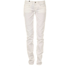 Jeans slim Notify Jeans Bamboo  Blanc