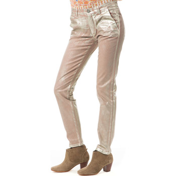 Jeans slim 7 for all Mankind Jeans Roxanne Chino  Or