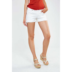 Vêtements Femme Shorts / Bermudas Citizens Of Humanity Short Tangier  Blanc Blanc