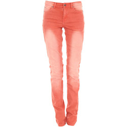 Jeans slim Cheap Monday Jeans Tight Washed  Rouge