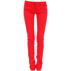 Vêtements Femme Jeans slim Cheap Monday Jeans Narrow Od Chino  Rouge Noir