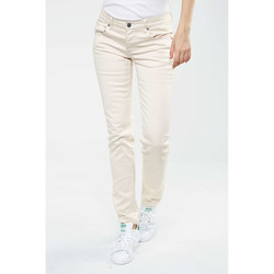 Jeans slim Cheap Monday Jeans Narrow Super Fine  Beige