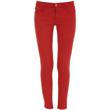 Vêtements Femme Jeans slim April 77 Jeans Jett  Rouge Rouge