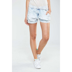 Vêtements Femme Shorts / Bermudas Miss Sixty Short Jinks  Bleu Clair Bleu