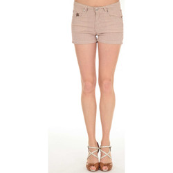 Vêtements Femme Shorts / Bermudas Paul & Joe Short Frantic  Caramel Camel