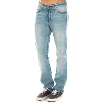 Vêtements Homme Jeans droit 7 for all Mankind Jeans Slimmy  Bleu Bleu