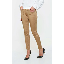 Jeans slim 7 for all Mankind Jeans Gwenevere  Marron