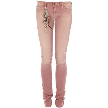 Vêtements Femme Jeans slim Siwy Denim Jeans Leona  Rose Rose