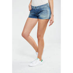 Vêtements Femme Shorts / Bermudas Siwy Denim Short Byrdie  Bleu Bleu