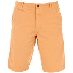 Vêtements Homme Shorts / Bermudas Wrangler Bermuda Basic Chino Light  Orange Orange