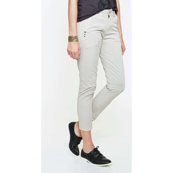 Vêtements Femme Jeans 3/4 & 7/8 Meltin'pot Pantalon Maris  Beige Beige