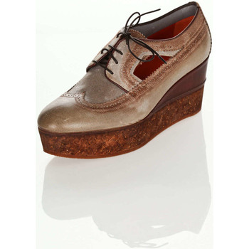 Bottines Santoni Chaussures Femme Rodoide  Marron
