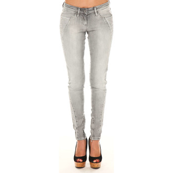 Vêtements Femme Jeans slim Miss Sixty Jeans Vally  Gris Gris