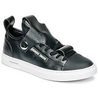 Chaussures Femme Baskets basses Armani jeans RATONE Noir
