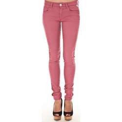 Vêtements Femme Jeans slim Replay Jeans  Fushia Rose