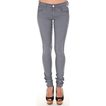 Vêtements Femme Jeans slim Replay Jeans  Mauve Violet
