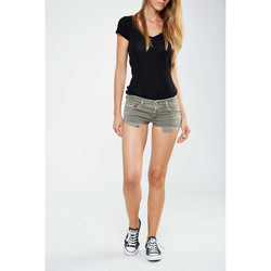 Vêtements Femme Shorts / Bermudas Gas Short Beverley  Gris Gris