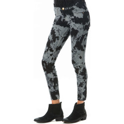Vêtements Femme Jeans slim Current Elliott Jeans The Stiletto  Noir Gris Noir