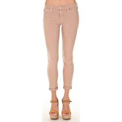 Vêtements Femme Jeans slim Adriano Goldschmied Jeans The Ankle   Rose Rose