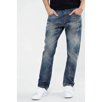 Vêtements Homme Jeans slim Meltin'pot Jeans Mp005  Bleu Delave Bleu