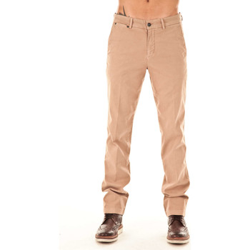 Vêtements Homme Chinos / Carrots 7 for all Mankind Pantalon Chino Slimmy  Camel Camel