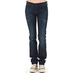 Vêtements Femme Jeans droit 7 for all Mankind Jeans Straight Leg  Bleu Fonce Bleu