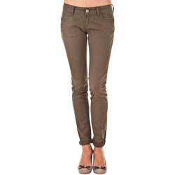 Vêtements Femme Jeans slim Meltin'pot Jeans Monie B  Kaki Kaki