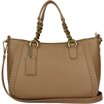 Sacs Femme Cabas / Sacs shopping Poon Switzerland Sac à main beige